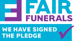 Fair Funerals Logo Simple Send-offs