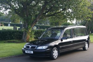 Simple Send-offs hearse cremations